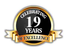 Celebrating 19 years of excellence!